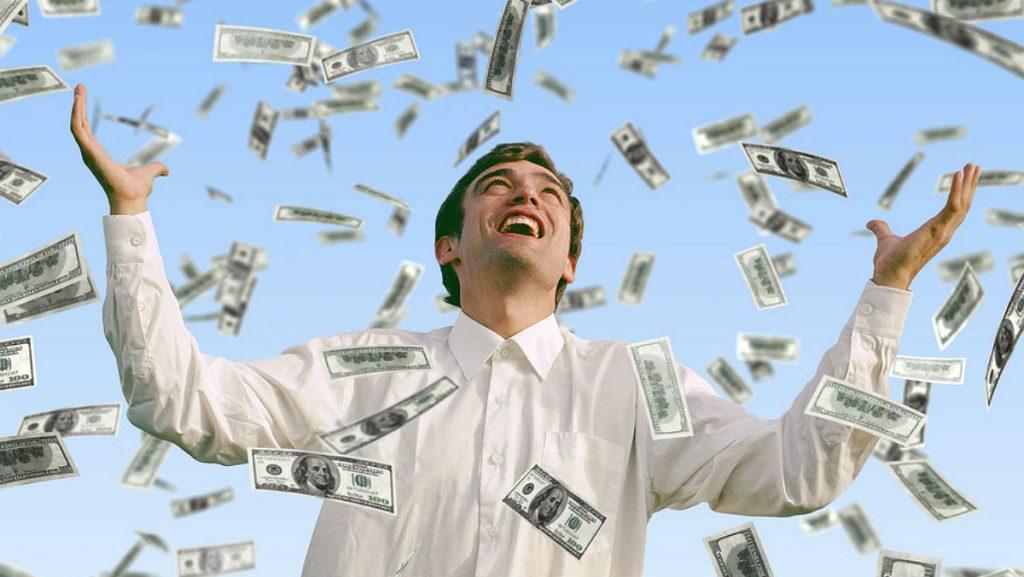 el dinero es incapaz de cambiar estados anímicos