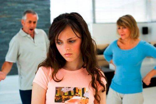 altibajos emocionales en la adolescencia